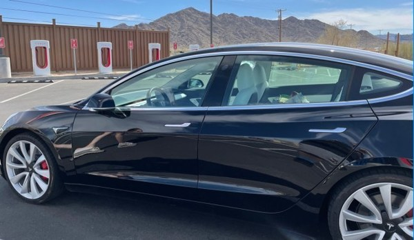 1800 miles (with shortcuts) in a Tesla Model 3 – Six Colors