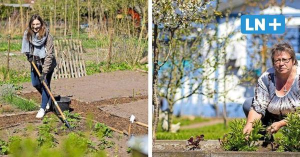 Entspannung in der Parzelle: So schön ist es im Kleingarten
