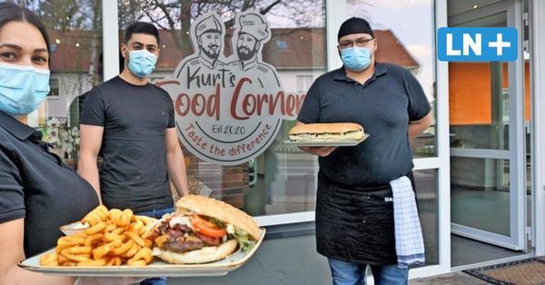 Mölln: Student eröffnet erfolgreiches Burger-Restaurant in derCoronakrise