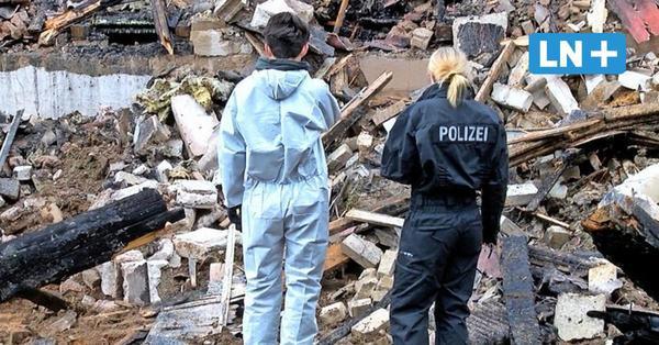 Gudow: Bewohner unter Mordverdacht - Kripo ermittelt nach Feuer