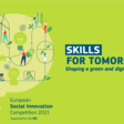 Introducing the 2021 European Social Innovation Competition