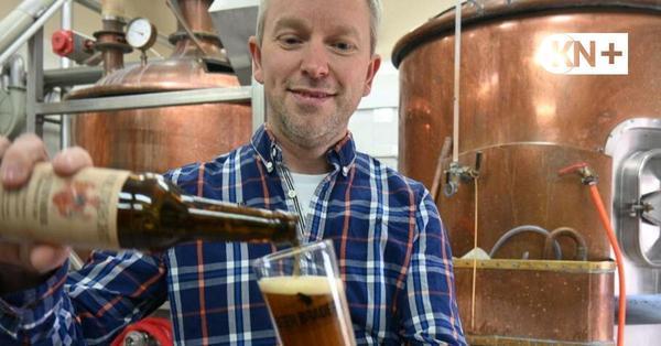 Traditionelles Probsteier Bier wird in der Region frisch gebraut