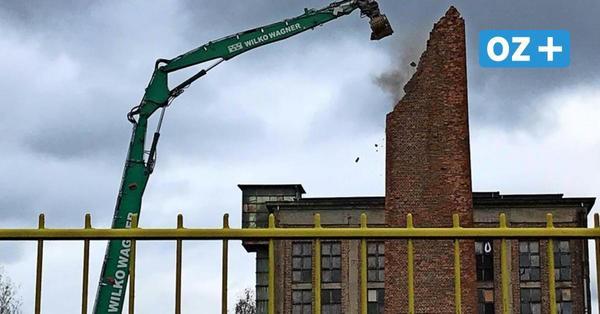Rostock: Wieso ein Industriedenkmal verschwindet