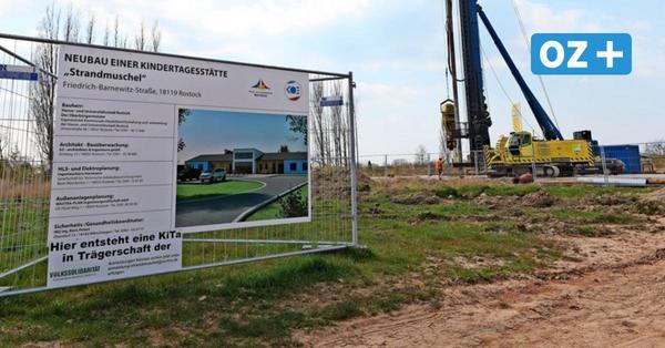 Baustart: Technologiepark Warnemünde bekommt Campus-Kita