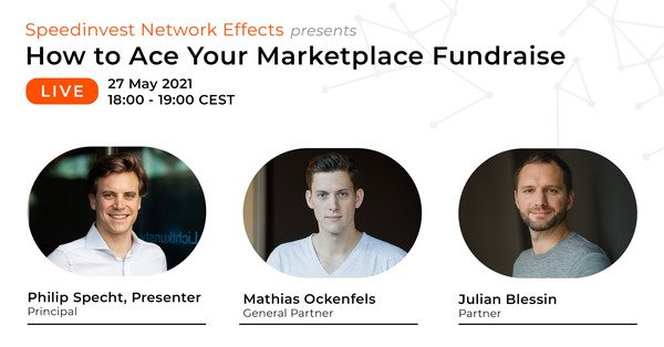 Back by popular demand: How to Ace Your Marketplace Fundraise!