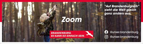 Lern die Brandenburger Perspektive auf die Welt kennen. Klick hier und zoom dich rein!