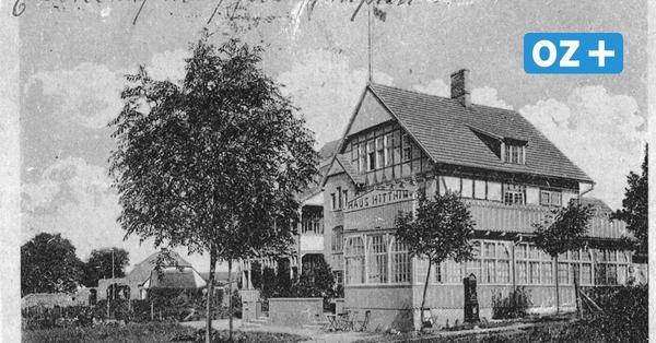 Das Hotel Hitthim in Kloster auf Hiddensee