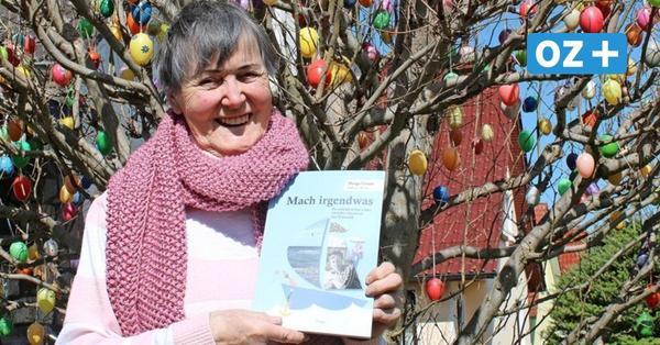 Mit 86 Jahren das erste Buch: Darum schrieb Marga Gnoth aus Damgarten ihr Leben auf
