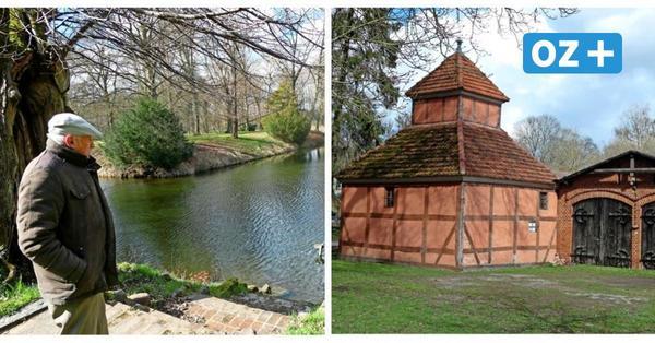 Griebenow: Schloss, Park, Kapelle und Wirtschaftsgebäude