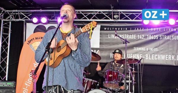"""Quatschende Papas und """"geniale"""" Musik: Neue Livestreams aus Stralsund"""