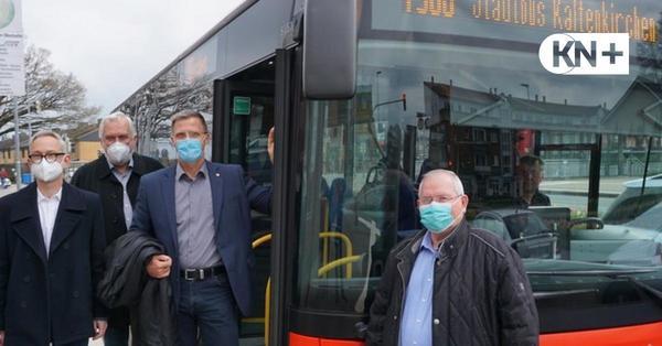 Ab Dezember fahren die Stadtbusse in Kaltenkirchen im 30-Minutentakt