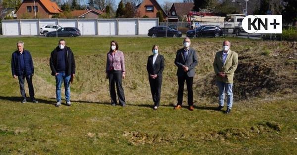 Bauverein Kaltenkirchen baut in Henstedt-Ulzburg Sozialwohnungen