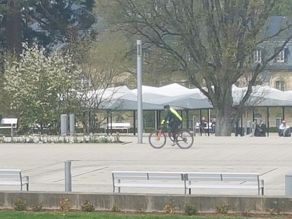 Der Kurpark in Bad Nenndorf eignet sich zum Einstieg in die Rundtour. (Foto: Bernd Haase)