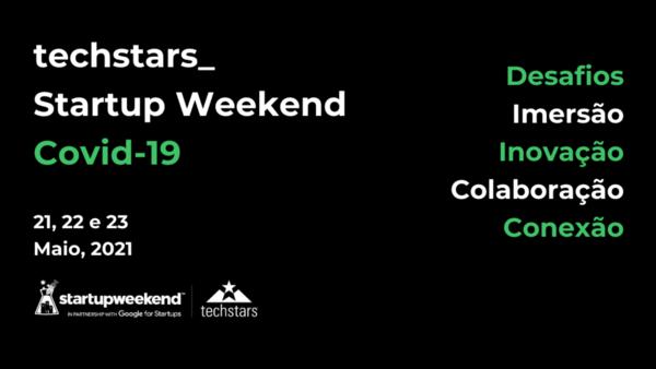 Techstars Startup Weekend COVID-19 Brazil Online