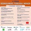 11 MAI | 4º Fórum de Desenvolvimento, Tecnologia e Inovação