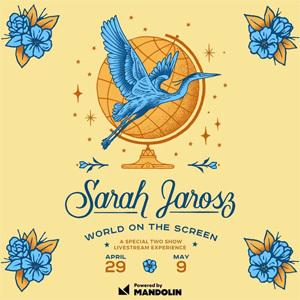 Sarah Jarosz on Mandolin