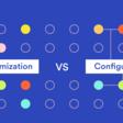 Customization vs. Configuration in Evolving Design Systems