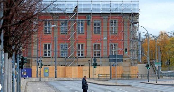 Die Breite Straße vor dem Landtag gilt als Unfallschwerpunkt. Foto: Bernd Gartenschläger