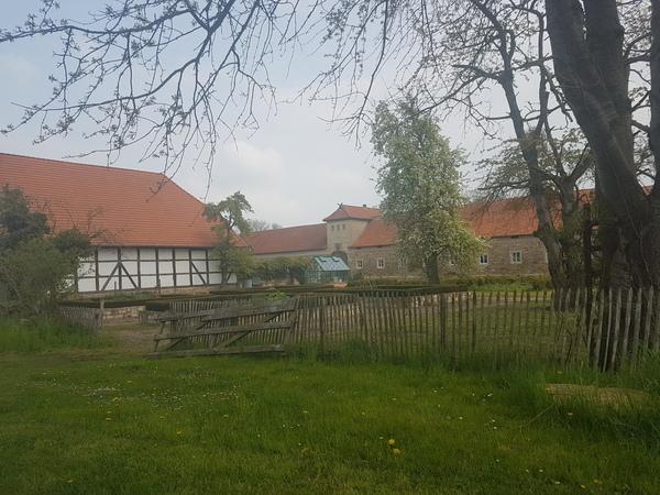 Das Rittergut Remeringhausen ist ein beliebtes Ausflugsziel. (Foto: Bernd Haase)