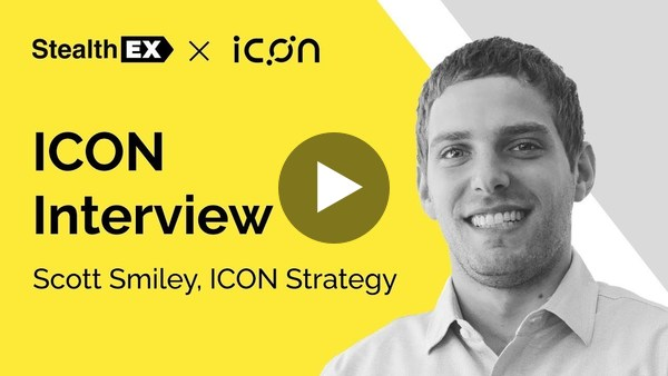 Cryptocurrency Interview: Scott Smiley, ICON Crypto Strategy