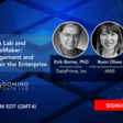 Domino Data Lab & Amazon SageMaker: Model management & monitoring for Enterprise | Meetup