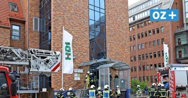 Brand Am Strande löst Feuerwehrgroßeinsatz in Rostock aus