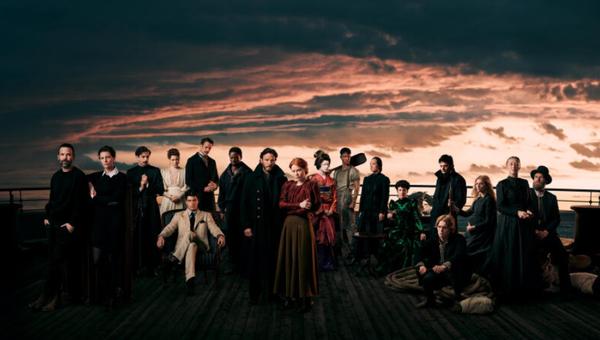 Der Cast der Netflix-Mysteryserie «1899». Foto: Rasmus Voss