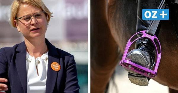Nach Reitunfall: Landtagspräsidentin Birgit Hesse muss operiert werden