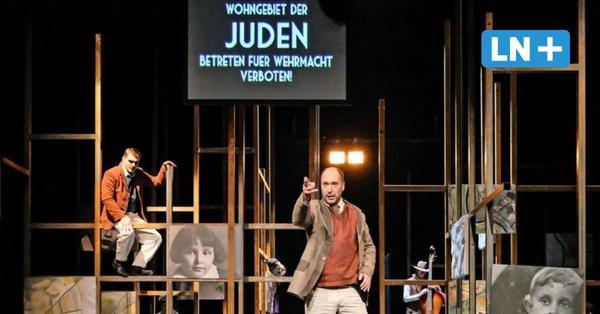 """""""Du mit deiner Moral"""" – Videostream-Premiere von """"Ghetto"""" im Theater Lübeck"""