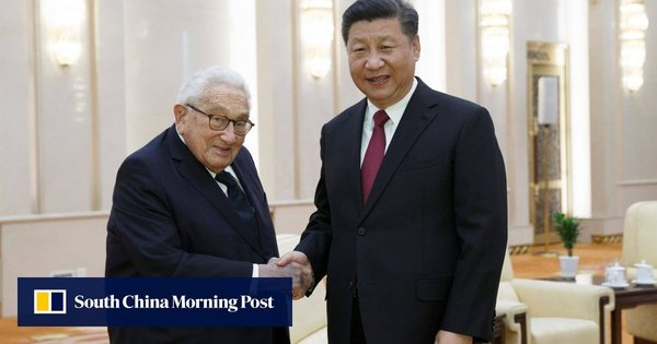 Kissinger warns China and US to guard against all-out artificial intelligence conflict