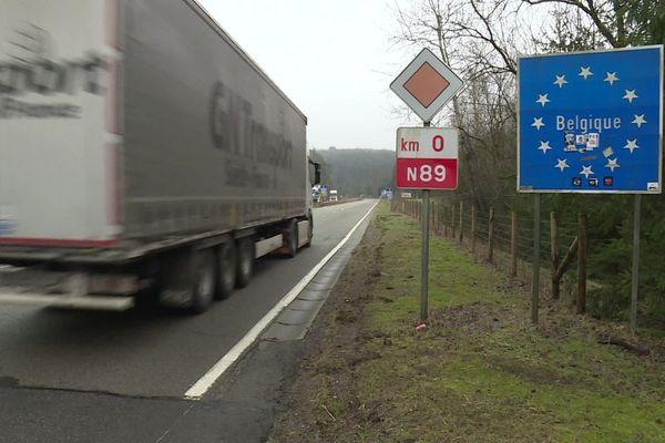 Les règles pour les déplacements entre la France et la Belgique - Nieuwe regels voor verplaatsingen