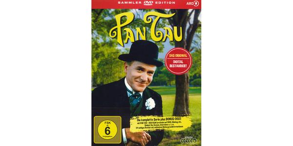 """Cover der DVD-Box """"Pan Tau"""", vertrieben von LEONINE Distribution"""