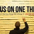 Jim Rohn - FOCUS ON ONE THING