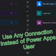 Power Apps Choosing Which Connections To Use Using Power Automate – Flow Alt Delete