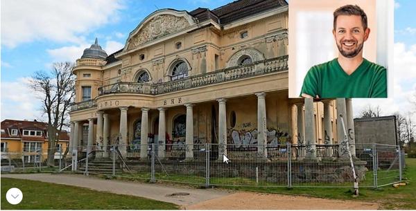 Hotelneubau neben Villa Baltic in Kühlungsborn: Das entgegnet der Investor den Kritikern