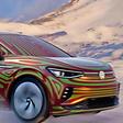 Spektakulär: Volkswagen liefert erste Bilder vom ID.5