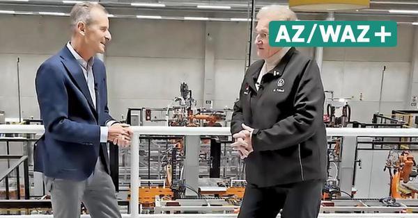 Urgestein Uwe Fritsch gibt Spitze des Betriebsrates im Braunschweiger VW-Werk ab