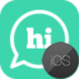 Hi   iOS Private Chat Messaging Application