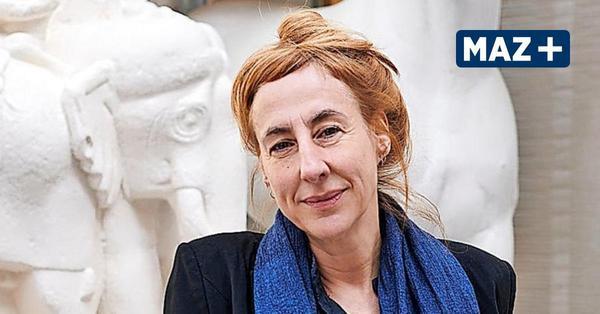 """Interview mit Judith Hermann - ihr Roman """"Daheim"""" gilt als Favorit für den Preis der Leipziger Buchmesse"""