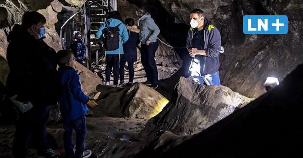 Segeberger Kalkberghöhle nach eineinhalb Jahren wieder geöffnet