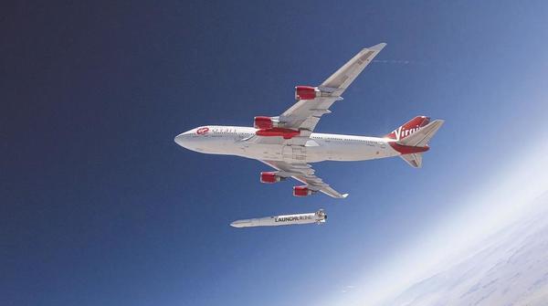 Virgin Orbit lands contract for satellites