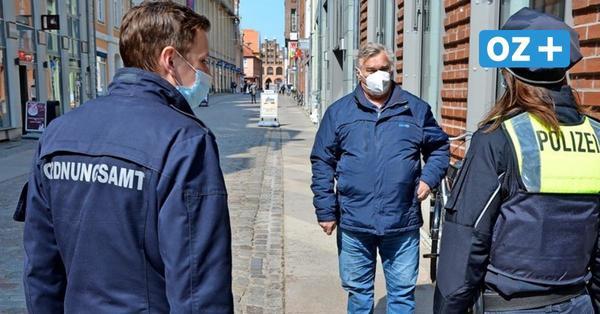 Polizei und Ordnungsamt kündigen gemeinsame Kontrollen in Stralsund an