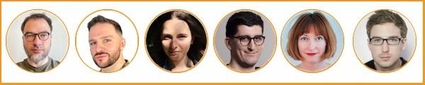 This week's author team: Lukáš Diko, Jan Niebudek, Nasta Reznikava, Tassos Morfis, Gyöngyi Roznár, Konrad Simon