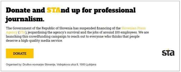 Time to stand up for independent journalism in Slovenia - europeanjournalists.org