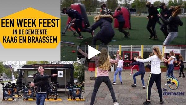 KAAG EN BRAASSEM - Meivakantie activiteiten (video)