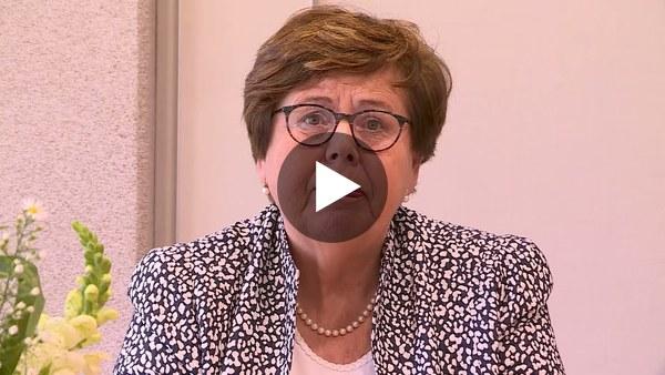 KAAG EN BRAASSEM - Toespraak dodenherdenking door burgemeester Marina van der Velde-Menting (video)