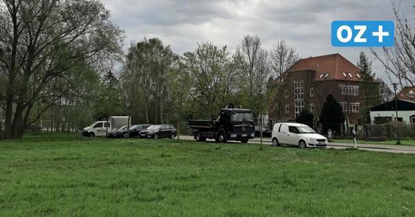 Wohnbebauung in Grimmen: Hier enstehen neue Eigenheime