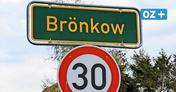 Unterwegs in Brönkow: Hier hilft man sich noch gegenseitig