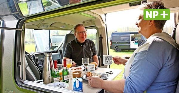 Im Camper ganz Corona-konform: So schmeckt das Wohnmobil-Frühstück in Otze