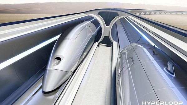 Travelling Jetsons Style: Hyperloop and the Future of Mobility